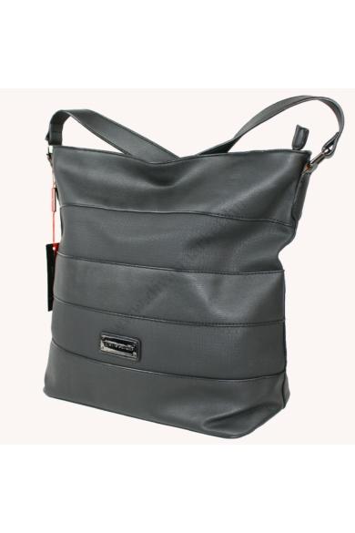 PIERRE CARDIN női nagy méretű táska fekete színben 14332 IZA283 modell