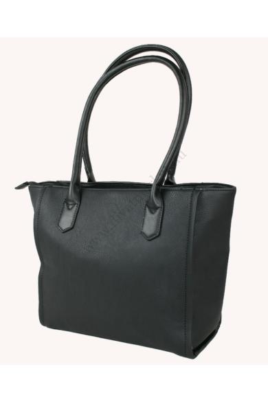 PIERRE CARDIN női nagy méretű táska fekete színben 93103 IZA325 modell