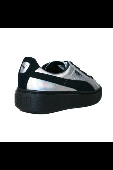 PUMA női sportcipő ezüst színben 36362701 modell