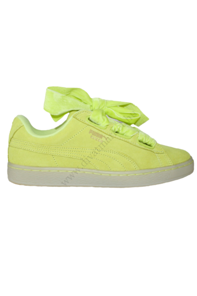 PUMA női sportcipő, neonsárga színben,36322903 modell