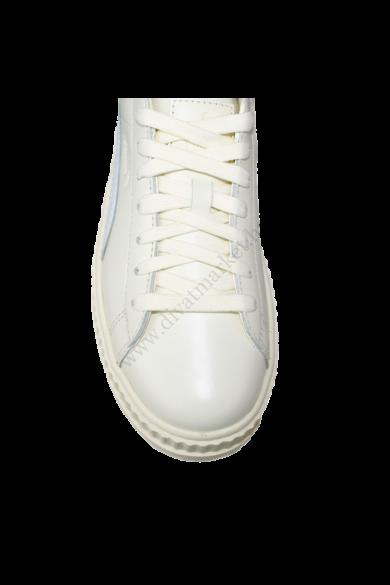 PUMA by RIHANNA női sportcipő sneaker, krém színben, 366264 02 ANKLE STRAP SNEAKER modell