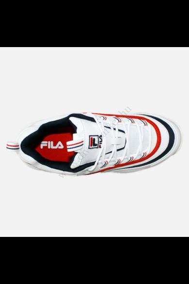 FILA RAY LOW férfi sportcipő sneaker, fehér színben, 1010561. 150 modell