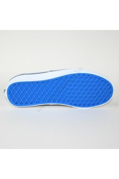 VANS AUTHENTIC TIE DYE gyerek sportos cipő sneaker, palace blue színben, VN 0003B9IWC modell