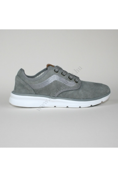 VANS ISO 2 TRIM unisex sportos cipő sneaker, szürke színben, VN-0 184I4G modell