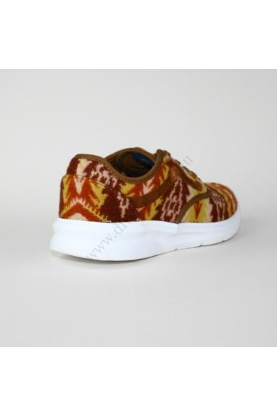 VANS ISO2 PENDLETON női sportos cipő sneaker, többszínű színben, VN-0 184I2Z modell