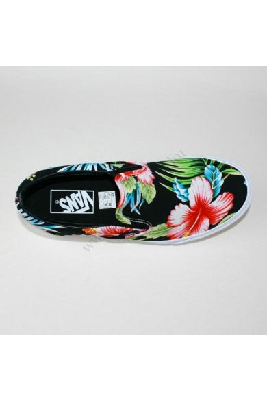 VANS CLASSIC SLIP ONE HAWAIIAN FLORAL női slip-one, cipő, többszínű színben, VN-0 0MEFFZ modell