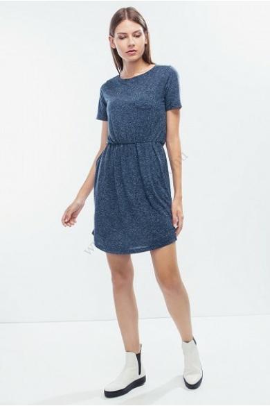 VERO MODA női ruha, kellemes szürke színvilággal, 10179907 modell