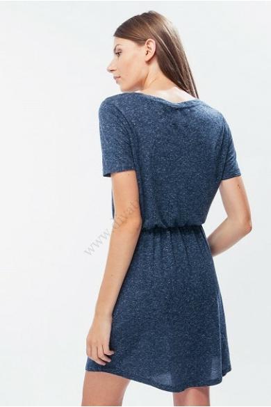 VERO MODA női ruha, kellemes szürkéskék színvilággal, 10179907 modell