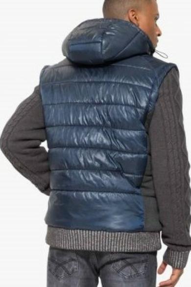 DESIGUAL férfi átmeneti dzseki