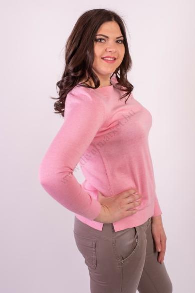 S.OLIVER női rózsaszín pulóver (M)