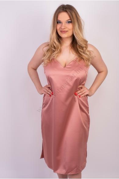 LOVE&DIVINE női ruha, kellemes púder színvilággal, LOVE211 modell,