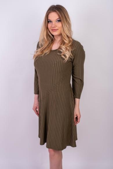 ONLY női ruha, kellemes khaki színvilággal, 15189783 modell