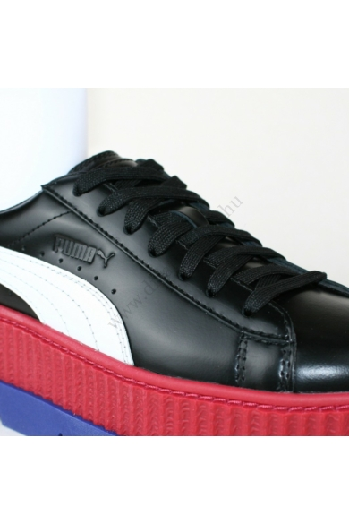 PUMA by RIHANNA női sportcipő sneaker-fekete lila (több méretben)
