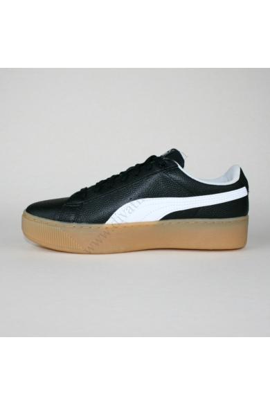 PUMA női sportcipő sneaker-fekete (39)